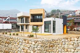 우리가족에게 전원주택이란,: 한글주택(주)의  주택