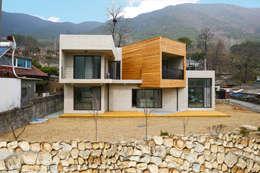 Дома в . Автор – 한글주택(주)