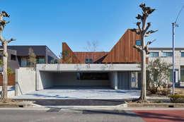 SHIMA: KEITARO MUTO ARCHITECTSが手掛けた家です。