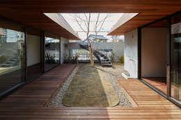 SHIMA: KEITARO MUTO ARCHITECTSが手掛けた庭です。