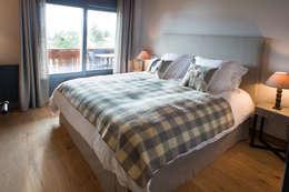 Dormitorios de estilo rústico por DeerHome