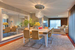 modern Dining room by ARKHY PHOTO