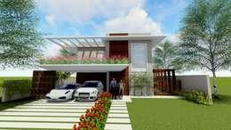 .: Casas modernas por Studio²