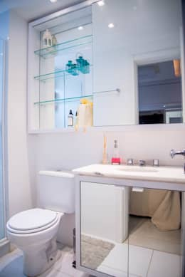 Studio Bene Arquitetura의  화장실