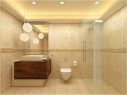 classic Bathroom by De Panache  - Interior Architects