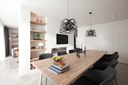 modern Dining room by Interieur Design by Nicole & Fleur