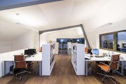 Projekty,  Domowe biuro i gabinet zaprojektowane przez Helwig Haus und Raum Planungs GmbH