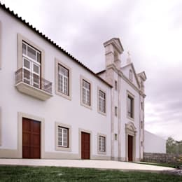 David Bilo | Arquitecto: rustik tarz tarz Evler