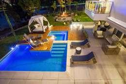 modern Pool by 3W Arquitetura