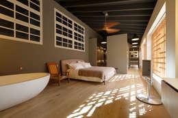 industriële Slaapkamer door aquaquae