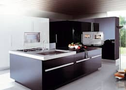 modern Kitchen by FEDGO