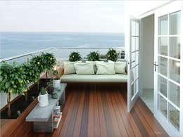 Jardines de estilo clásico por 3Deko