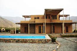 Maisons de style de style Rustique par DAS MAB