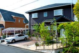 S様邸: 庭工房ギャラリー季気が手掛けた庭です。