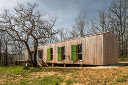 moderne Häuser von  Isabelle Paoli
