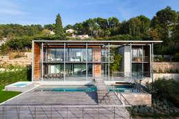 Дома в . Автор – didier becchetti architectes