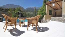 Catalejo Estudio: Terrazas de estilo  por Loft 5101 F.P.
