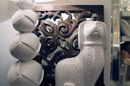 Salas de estilo moderno por Harturo Deco