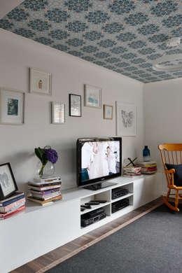 Bhavin Taylor Design: modern tarz Oturma Odası