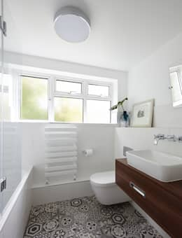 modern Bathroom by Bhavin Taylor Design