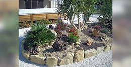 Jardines de estilo moderno por  Les jardins de Laurent