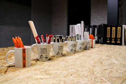 Showroom - Wzorcownia NR 1: styl , w kategorii Powierzchnie handlowe zaprojektowany przez Wzorcownia NR 1