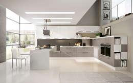 Cocinas de estilo moderno por DIEMME CUCINE S.r.l.