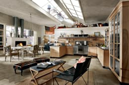 Cuisine de style de style Moderne par MARCHI CUCINE