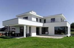 Moderne häuser innen bad  Endlich die Idee für's Traumhaus: 7 moderne Häuser zum Staunen