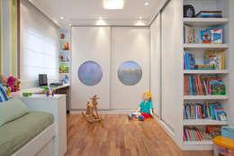 moderne Kinderkamer door Deborah Basso Arquitetura&Interiores