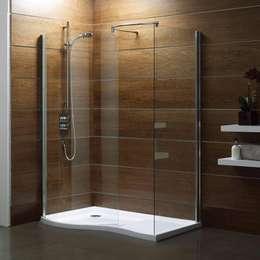 浴室 by GOLD YAPI DEKORASYON - İÇ MİMARLIK TASARIM VE PROJE