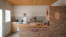 Cucina in stile in stile Moderno di ggap.arquitectura