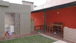 modern Garden by ggap.arquitectura