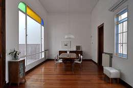 Comedor:  de estilo  por Matealbino arquitectura