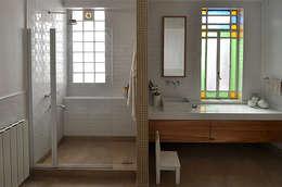 Baño:  de estilo  por Matealbino arquitectura