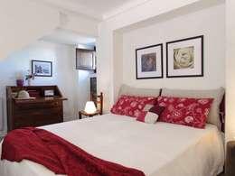 klasieke Slaapkamer door Boite Maison