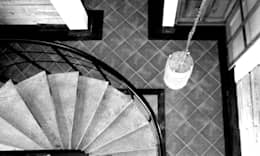 Interlock House:  Walls by BETWEENLINES