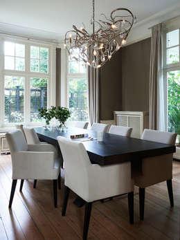 classic Dining room by Designa Interieur & Architectuur BNA