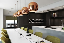 modern Kitchen by Designa Interieur & Architectuur BNA