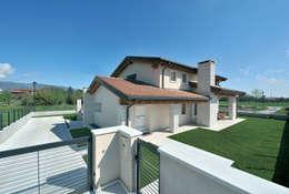 منازل تنفيذ Architetti Baggio