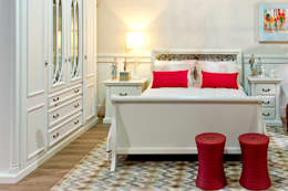 classic Bedroom by Móveis Masotti