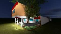 Дома в . Автор – GM Arquitectura&Construcción