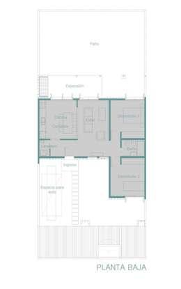 в . Автор – JUNE arquitectos