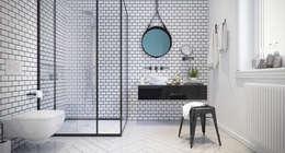 арх бюро Edifico의  화장실