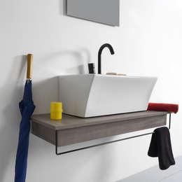 modern Bathroom by Xilon S.r.l.
