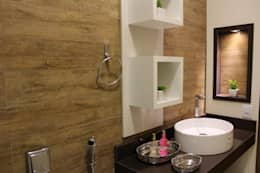 حمام تنفيذ Arquiteta Bianca Monteiro