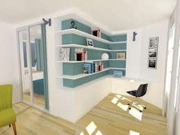 غرفة السفرة تنفيذ Emilie Lagrange