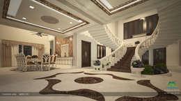 Common Area:  Corridor & hallway by Premdas Krishna