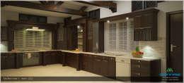 Kitchen: asian Kitchen by Premdas Krishna