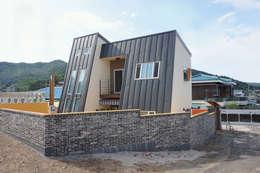 modern Houses by 꿈꾸는목수